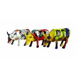 Cowparade Art Pack Picowso set 3 stuks