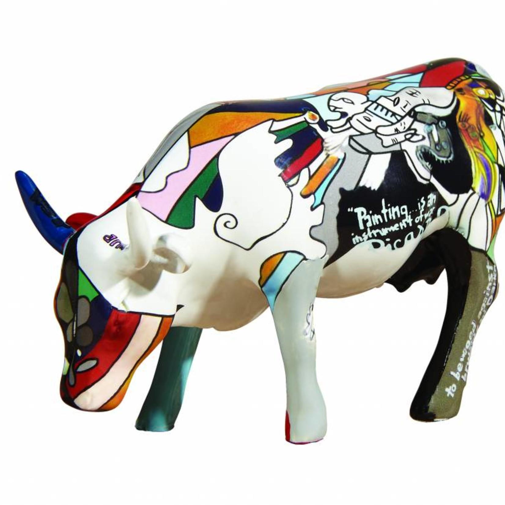 Cowparade Cowparade Art Pack Picowso set 3 stuks