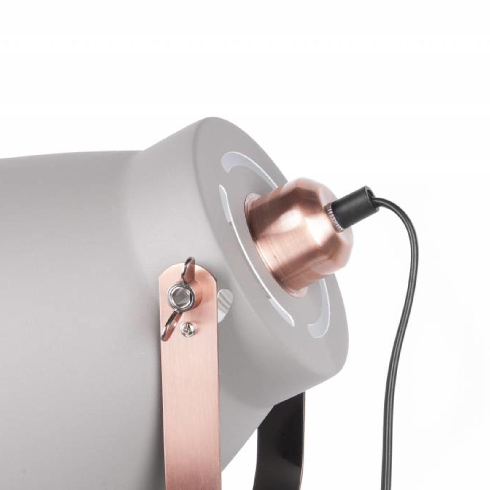 Leitmotiv Vloerlamp Mingle 3 Legs metal grey LM1416