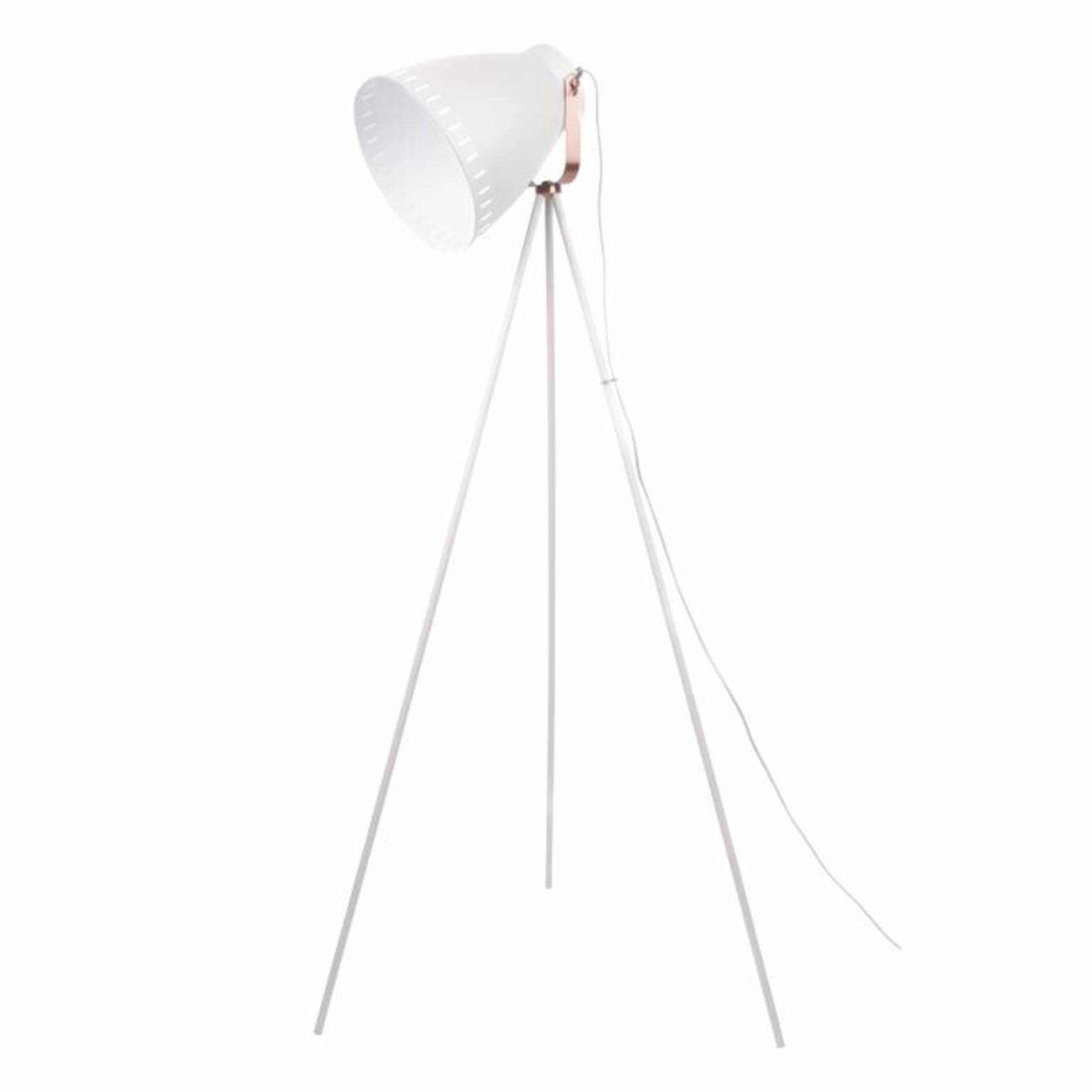 Leitmotiv Vloerlamp Mingle 3 Legs metal white LM1415