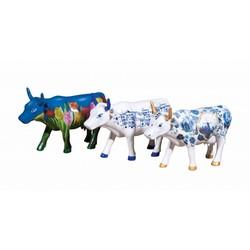 Cowparade Art Pack Netherlands set 3 stuks