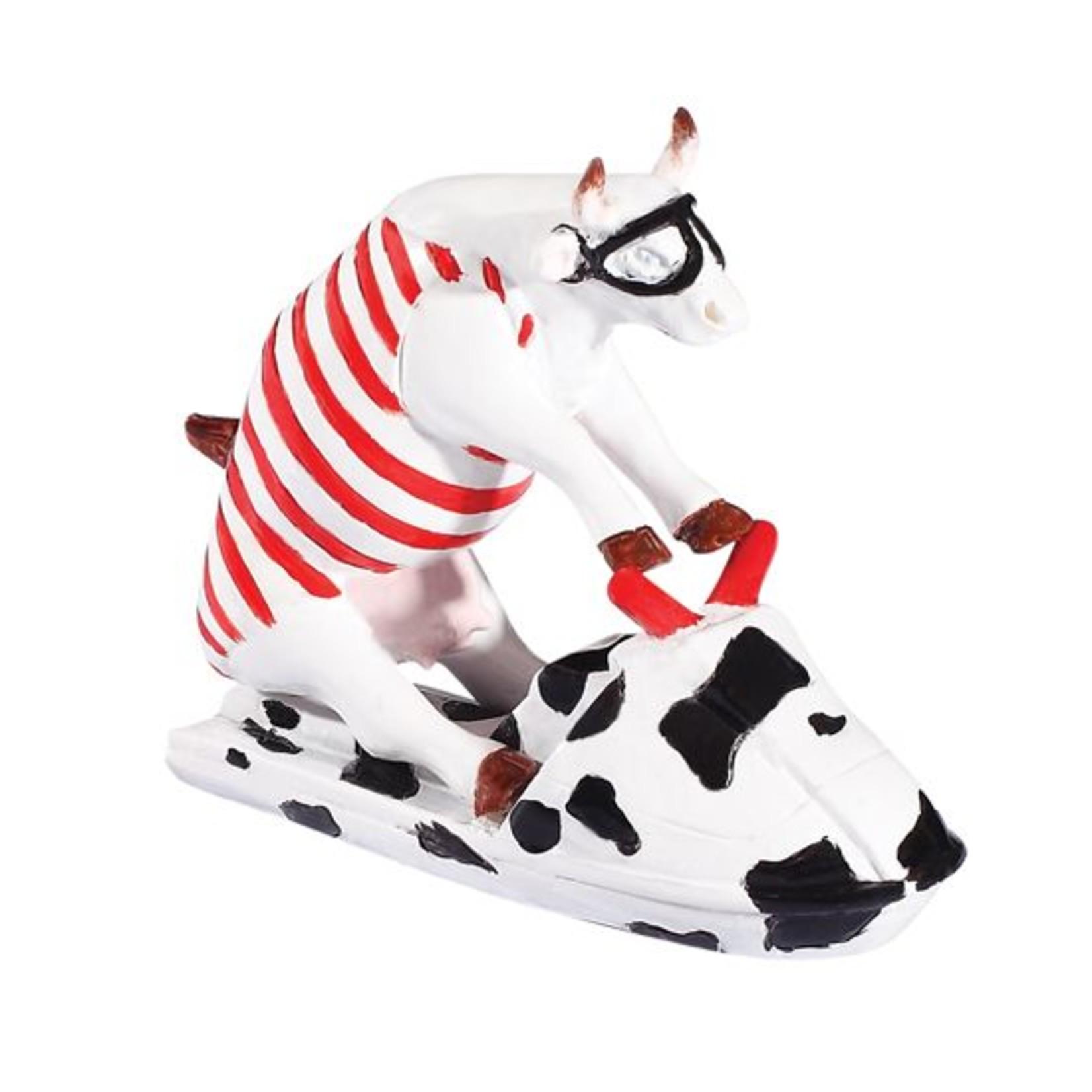 Cowparade Cowparade Small Jet Ski Cow