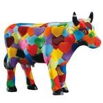 Cowparade Cowparade Small Hearststanding Cow