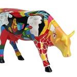 Cowparade Cowparade Small Homage to picowso's African Period