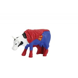Cowparade Small Super Cow