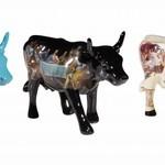 Cowparade Cowparade Art Pack Italia set 3 stuks