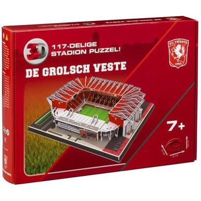 Puzzel FC Twente: Grolsch Veste 117 stukjes
