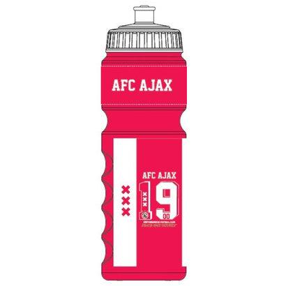 AJAX Bidon ajax rood/wit