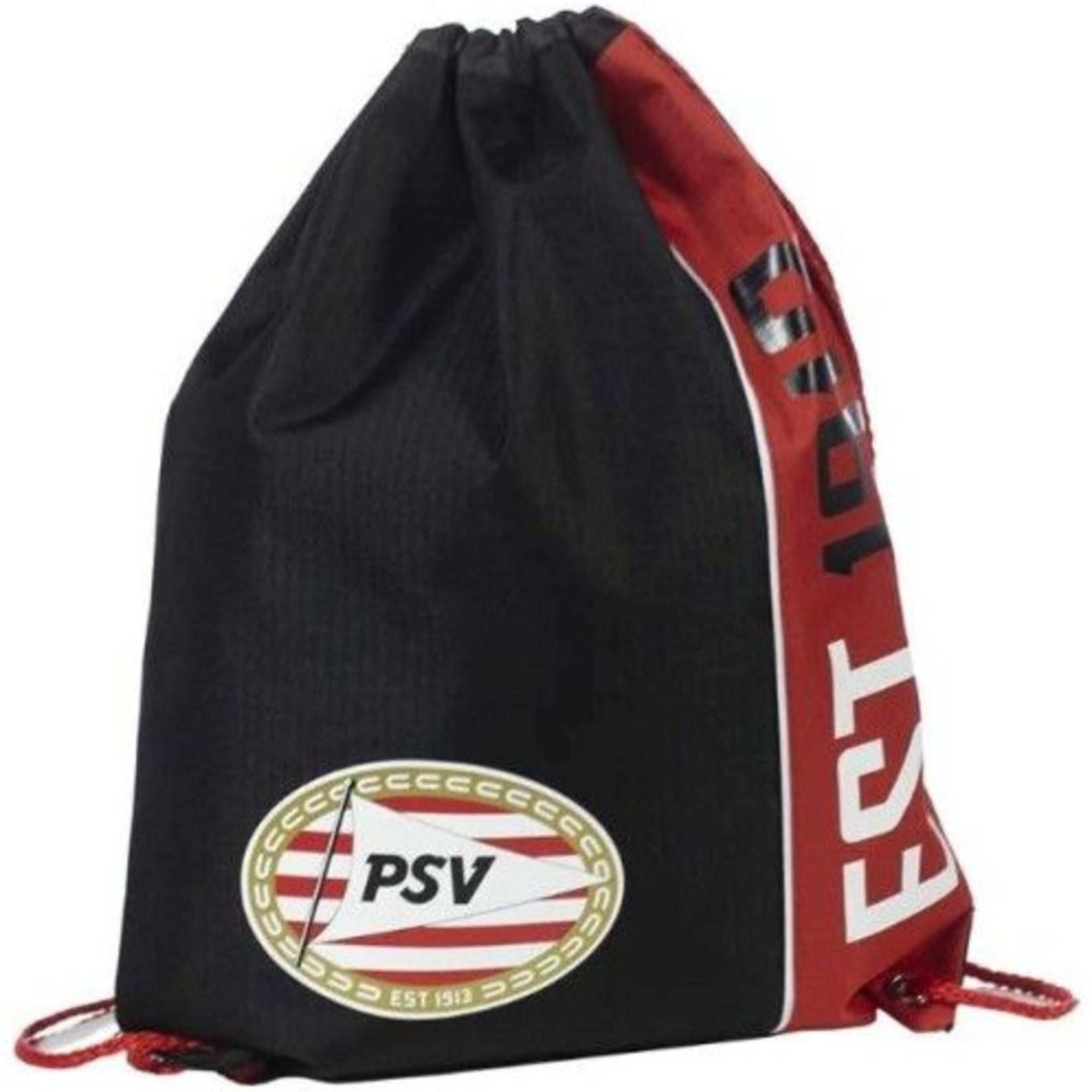 PSV Zwemtas psv zwart/rood: 41x33 cm