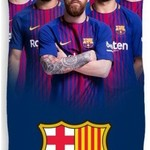 Badlaken barcelona spelers: 75x150 cm