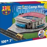Puzzel Barcelona Camp Nou 100pcs.