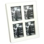 Balvi Fotolijst collage 4 in 1 mini wit