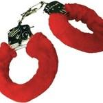 Love Cuffs rood