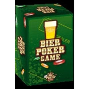Bier Pokerspel