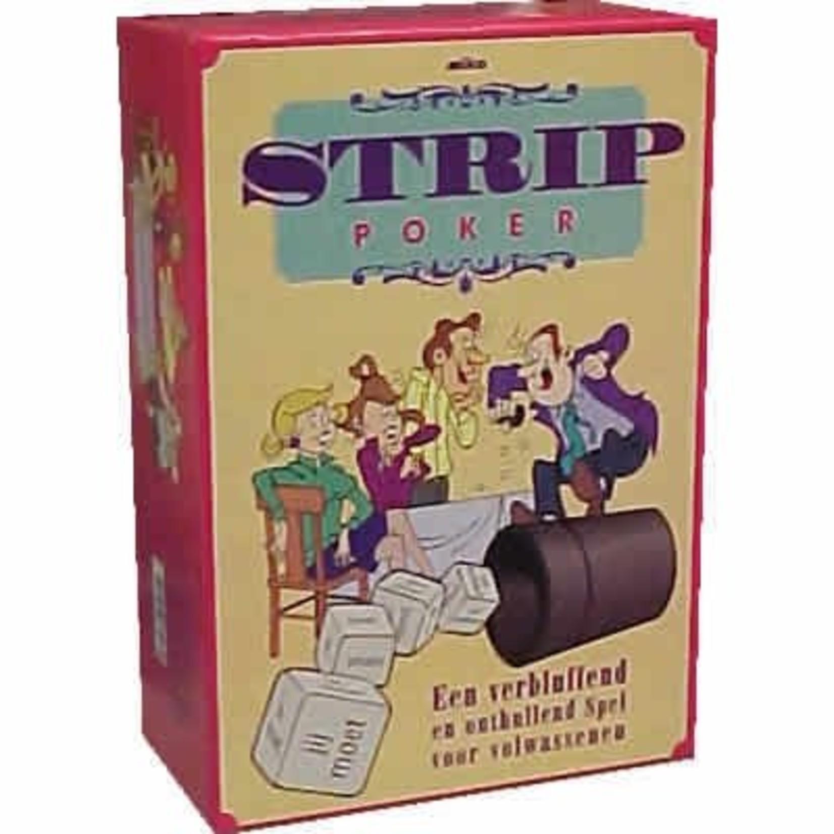 Miko Strippoker een verbluffend en onhullend spel voor volwassenen.