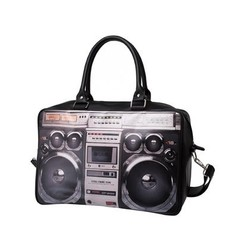 Weekend Bag Ghetto Blaster