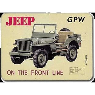 Magneet Jeep GPW