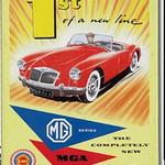 Magneet MG MGA