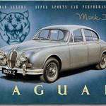 Magneet Jaguar Mark II
