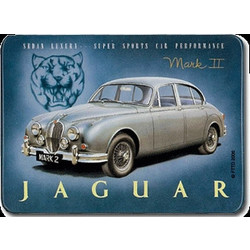 Magneet Jaguar Mark II
