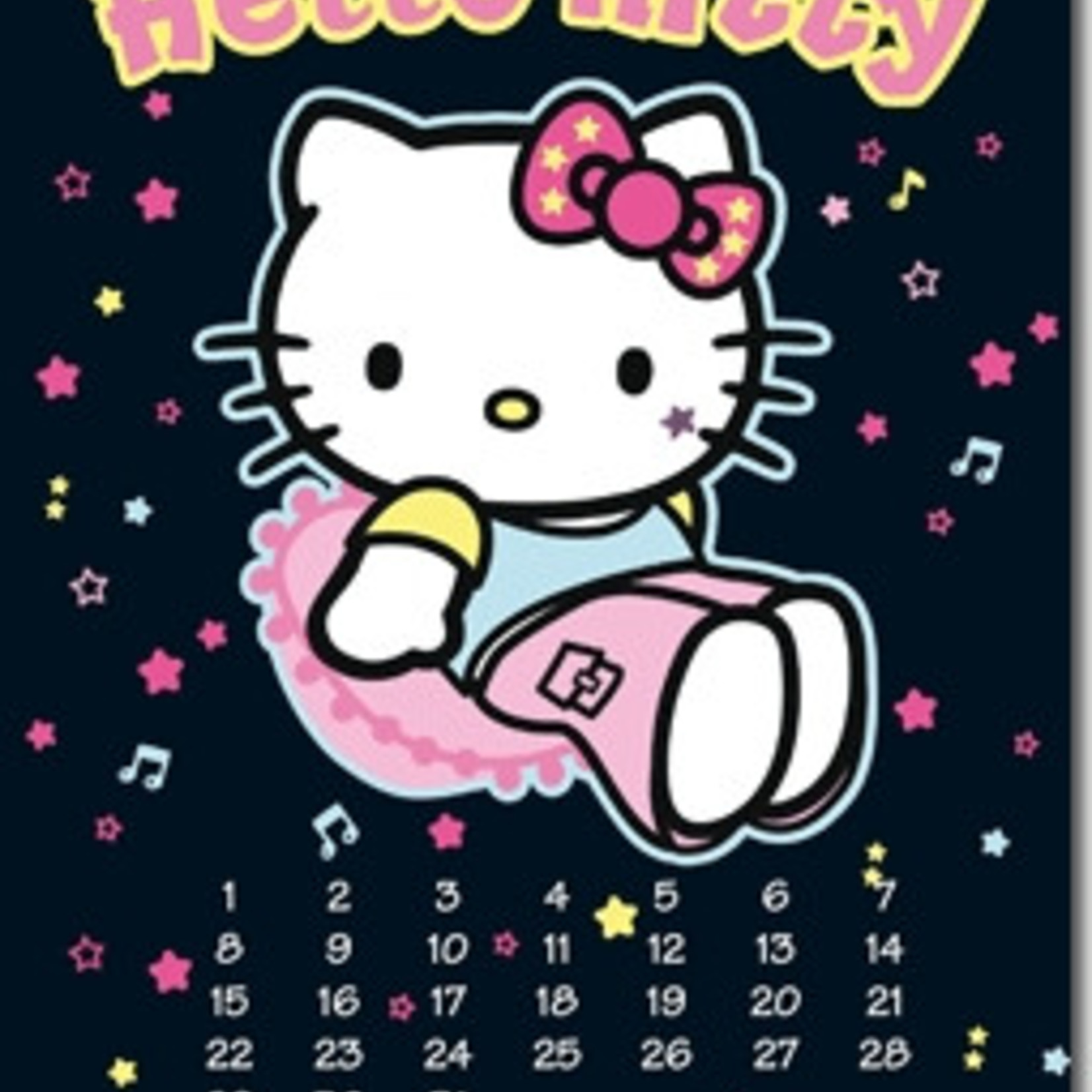 Kalender Hello Kitty 30x41cm