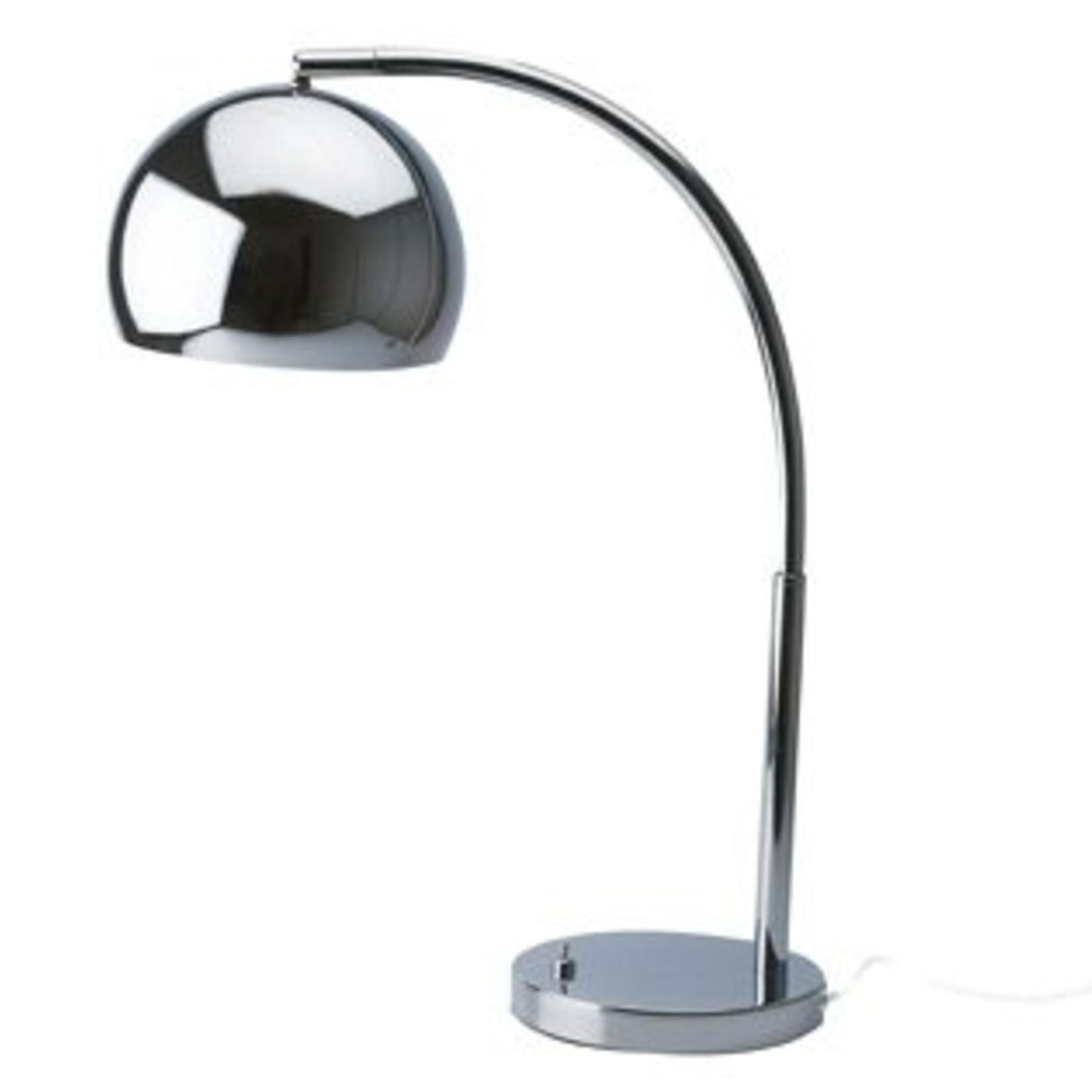 Leitmotiv Tafellamp Mini Bow chrome LM684
