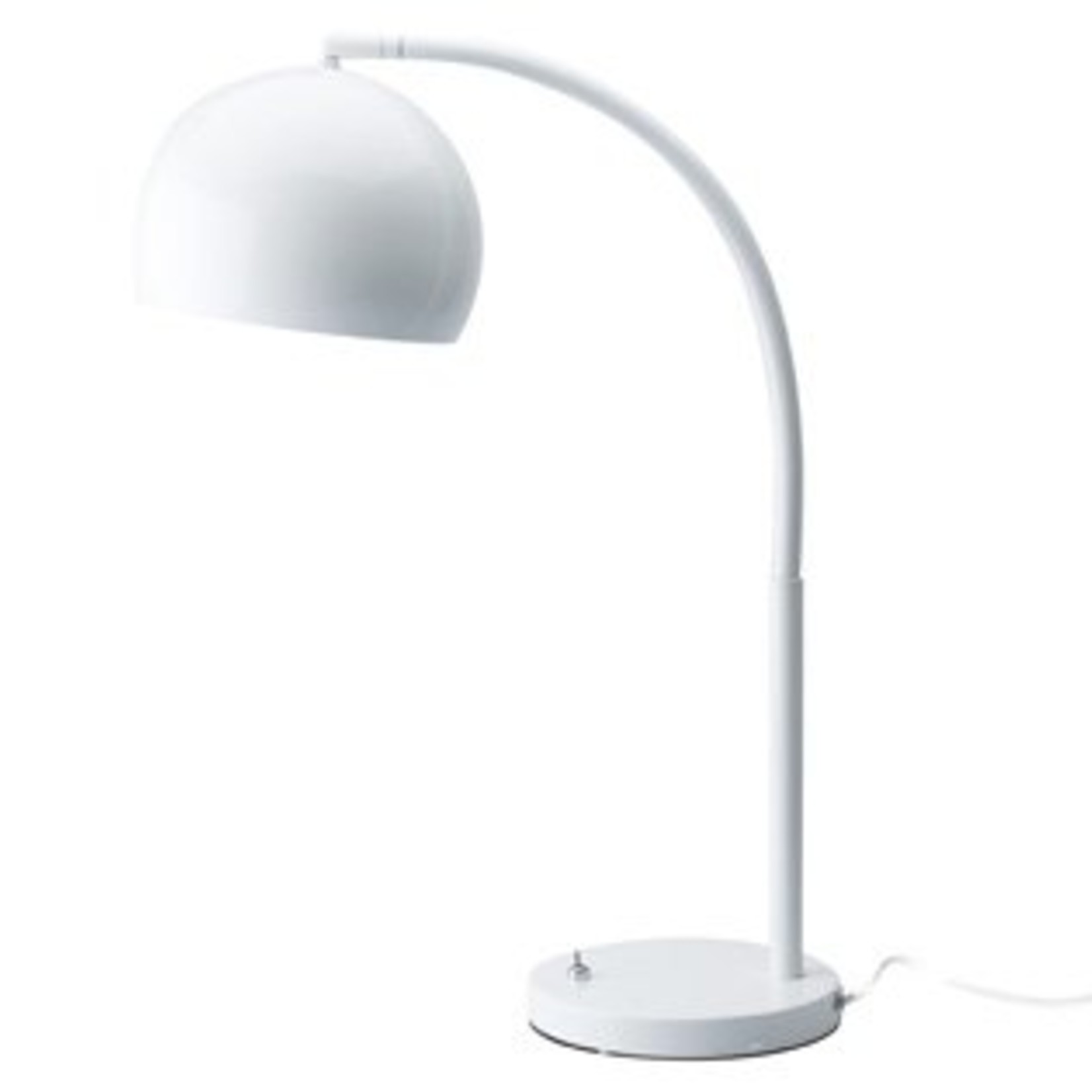 Leitmotiv Tafellamp Mini Bow wit LM686