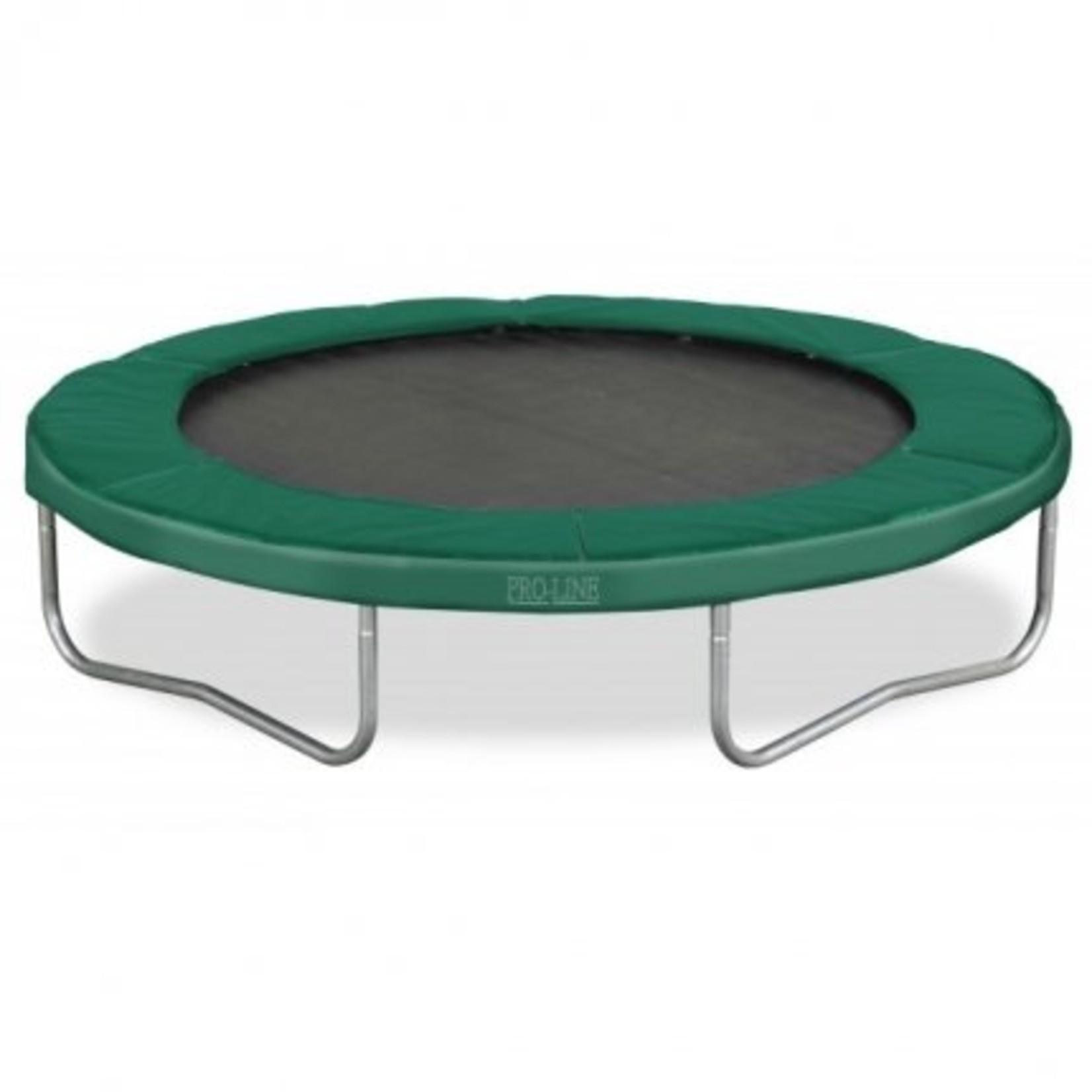 Avyna Top kwaliteit trampoline, die zeer veilig is en onderhoudsvriendelijk.Doorsnee 200cm en hoogte 41cm