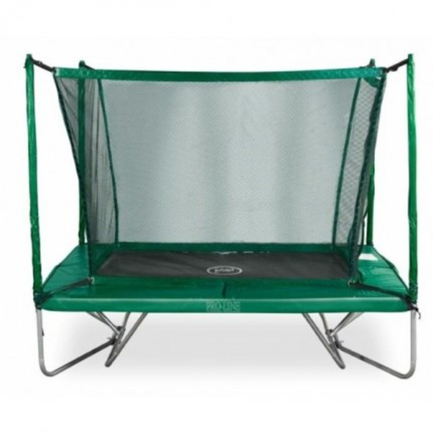 Avyna Top kwaliteit trampoline inclusief veiligheidsnet en ladder.Formaat:300x230x93cm.