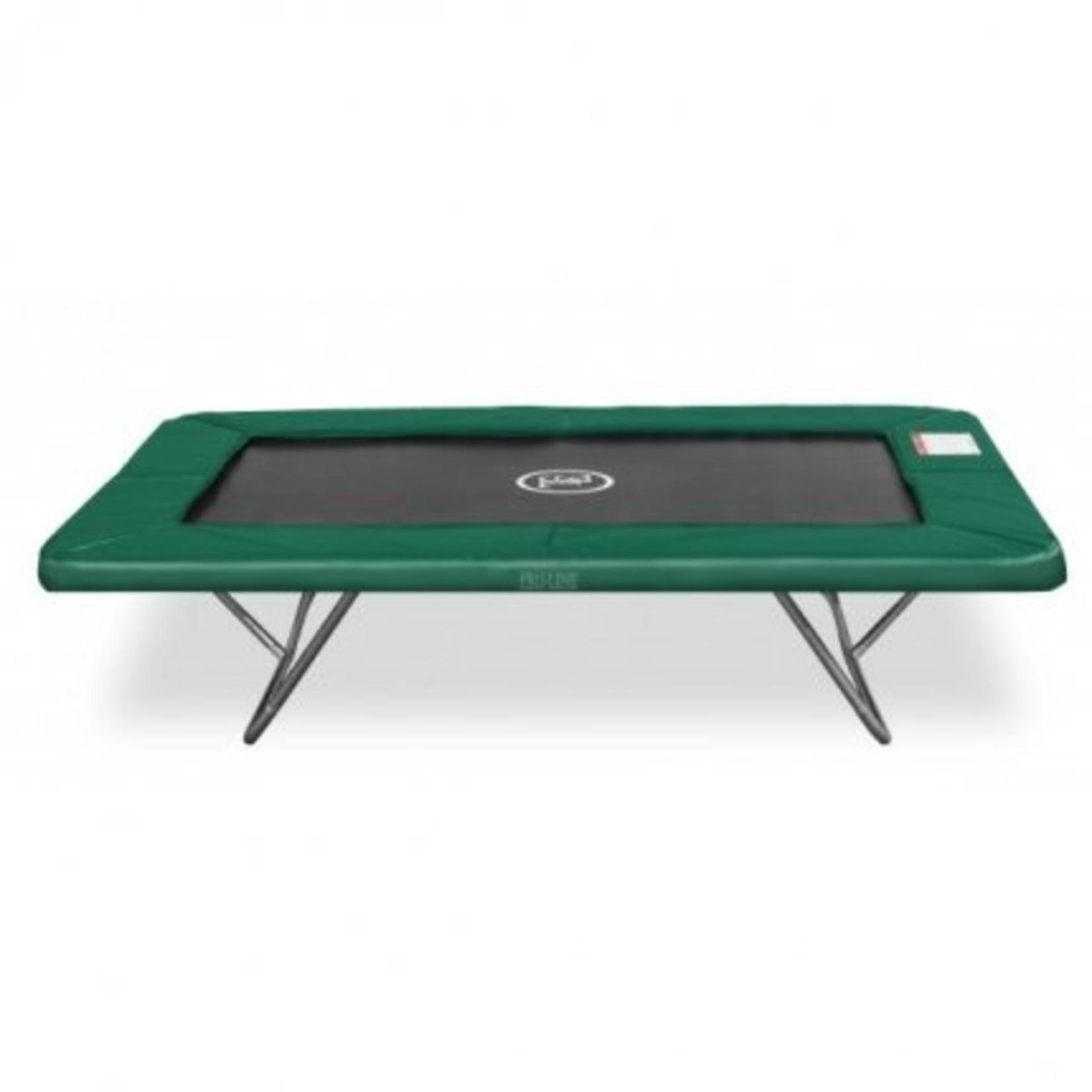 Avyna Top kwaliteit trampoline, die zeer veilig is en onderhoudsvriendelijk.Formaat:340x240x86cm.
