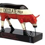 Cowparade Cowparade Medium resin Chocoholic