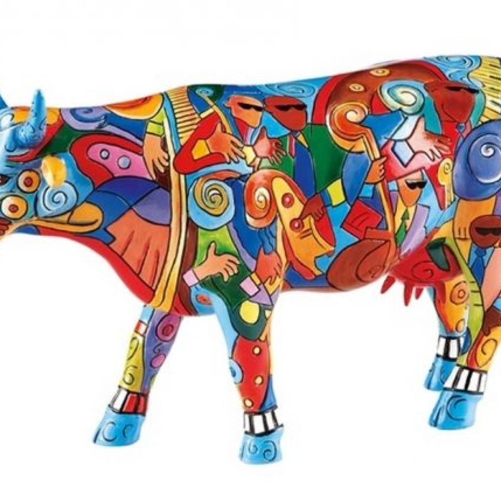 Cowparade Cowparade Large Music-Cow Extravaganza