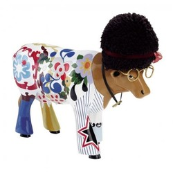 Cowparade Large Wooodstock