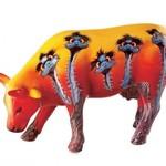 Cowparade Cowparade Medium Ceramic We Didn't do It