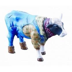Cowparade Small Farmer Cow