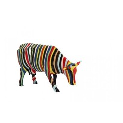 Cowparade Small Striped