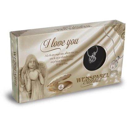 miko Wensparel Sieraad I Love You