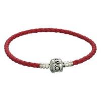 Amora Armband ABAL-rood enkel