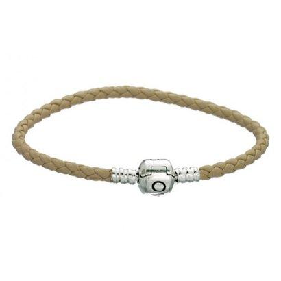 Amora Armband ABAL-Beige enkel