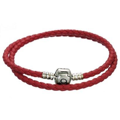 Amora Armband ABAL-rood dubbel