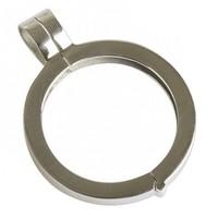 Quoins Quoins hanger QHO-07-E zilver Medium