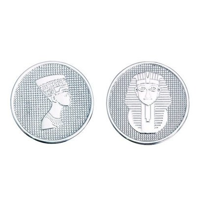 Quoins Quoins QMOG-002 silver plated