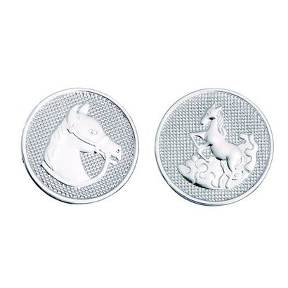 Quoins Quoins QMOG-006 silver plated