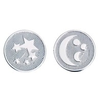 Quoins Quoins QMOG-007 silver plated