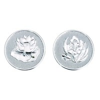 Quoins Quoins QMOG-004 silver plated