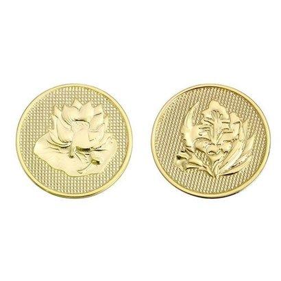 Quoins Quoins QMOG-004 gold plated