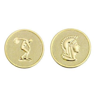 Quoins Quoins QMOG-003 gold plated