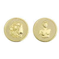 Quoins Quoins QMOG-008 gold plated