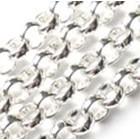 Quoins Jasseron Ketting 925 zilver 2,5mm QK-Z1