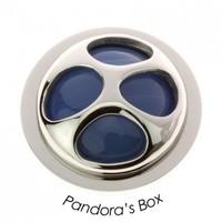 Quoins Quoins Cabochon Pandora's Box QMEJ-BL Large
